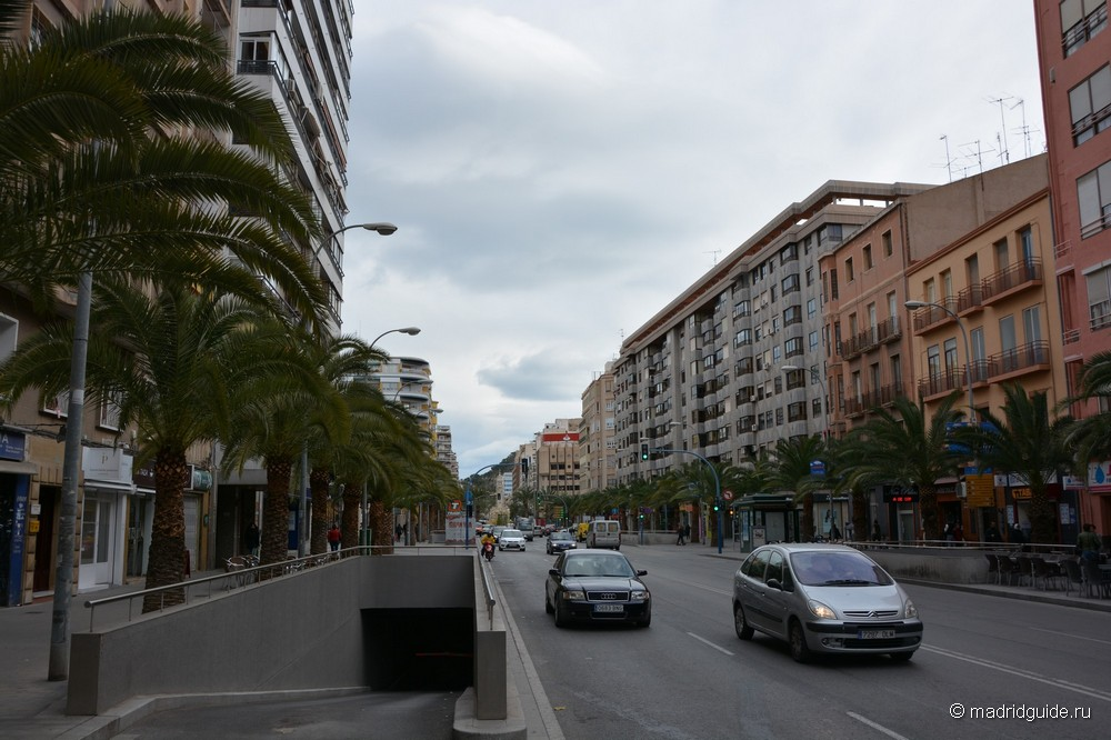 Avenida Estacion, Alicante