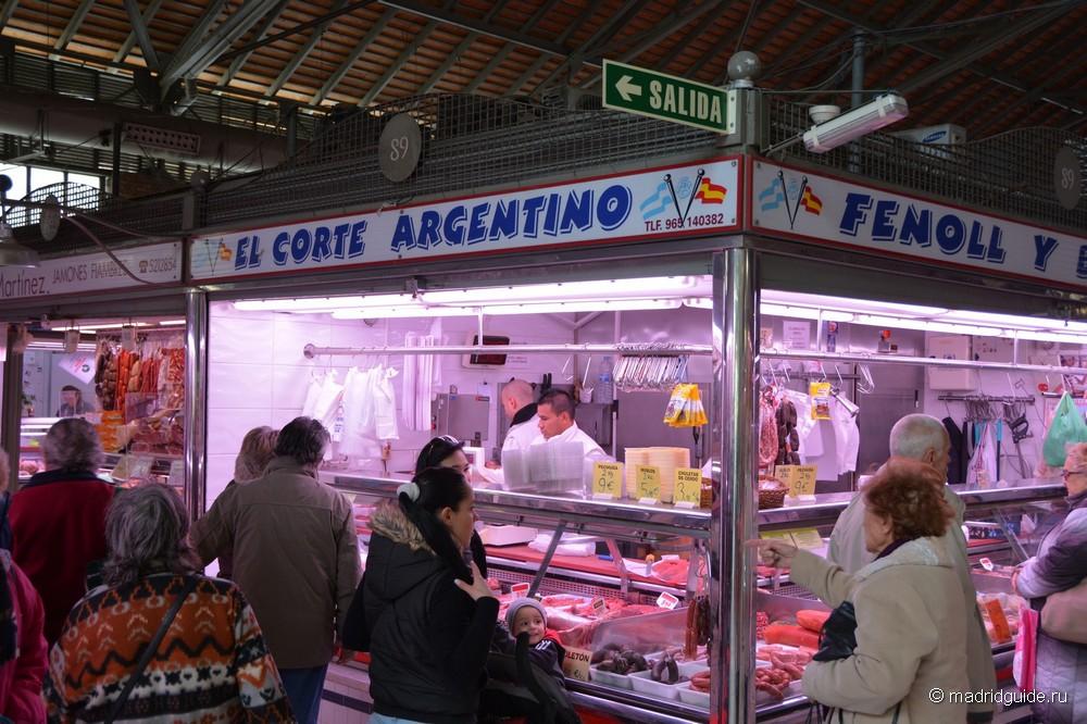 Молочные поросята из Сеговии. И даже аргентинское мясо!