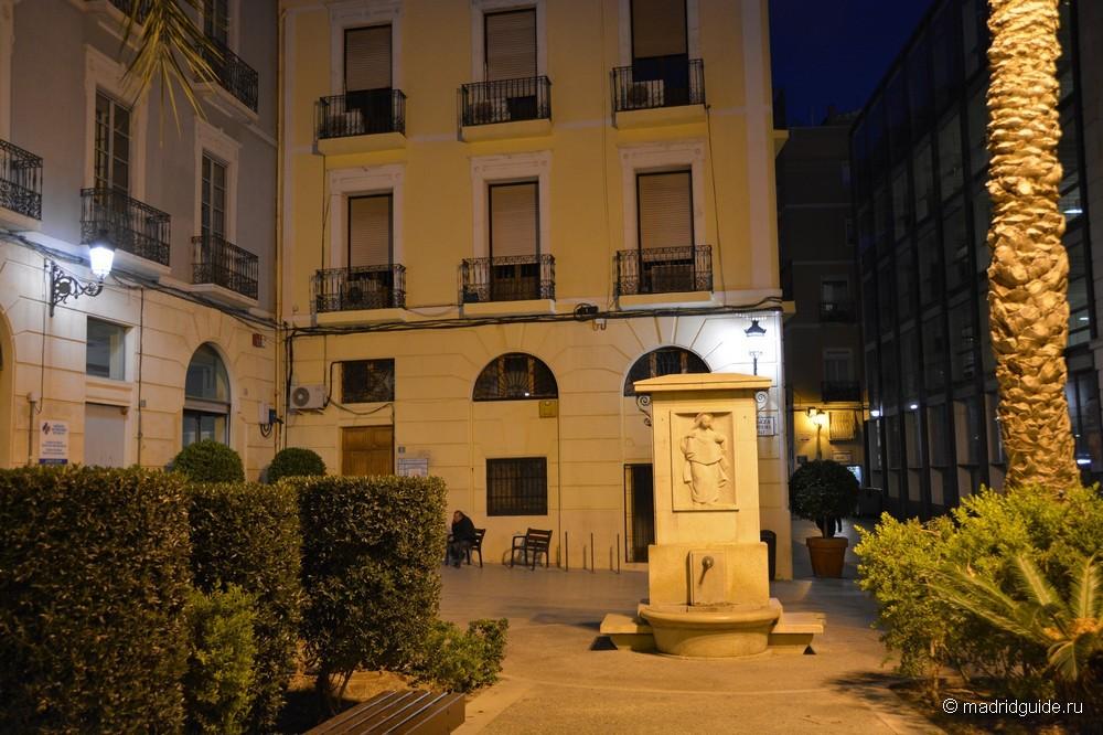 Площадь Святого Лика