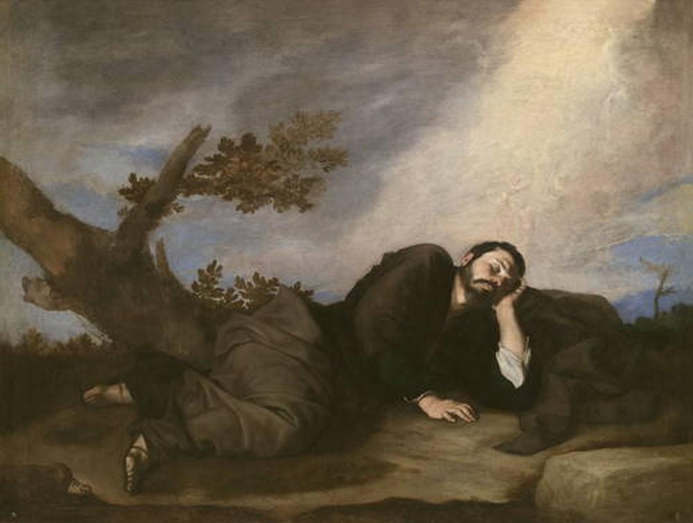 Хосе де Рибера, Сон Иакова