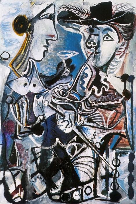 Пикассо, Пара