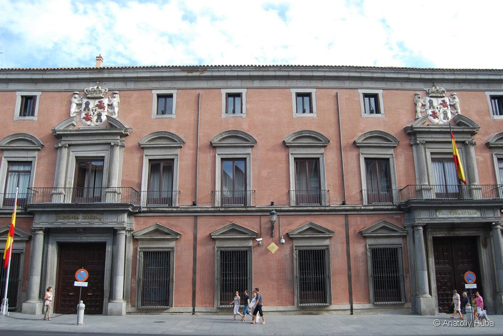 Дворец Уседа, Palacio de Uceda