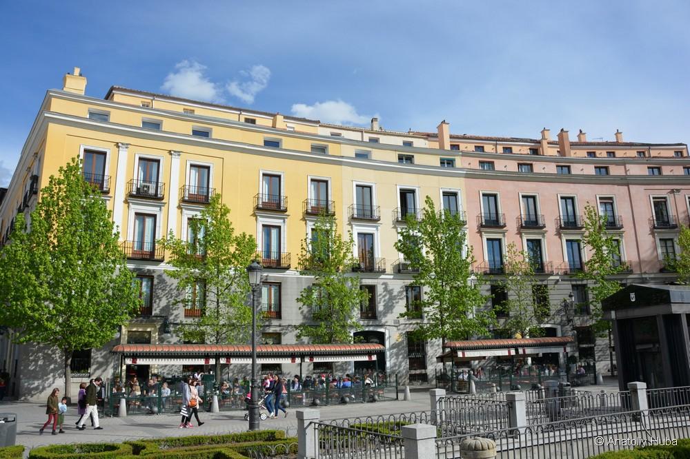 Xостел в Мадриде Central Palace Madrid
