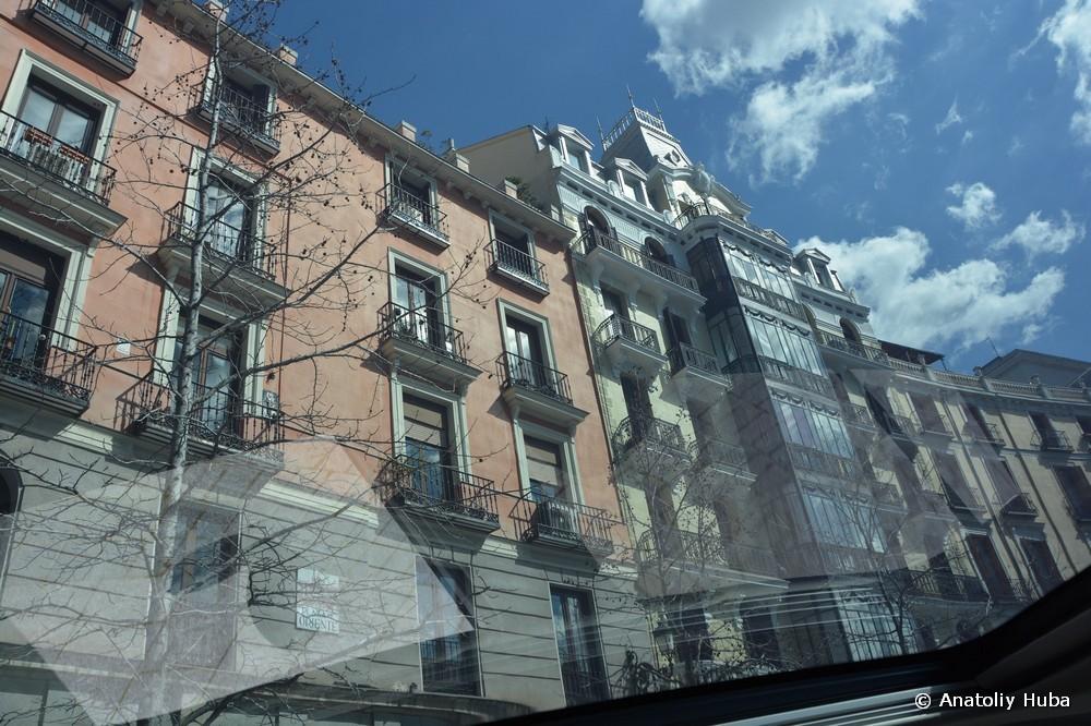 Мадрид, Восточная площадь