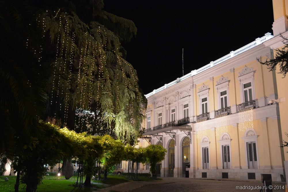 дворец маркиза Саламанки