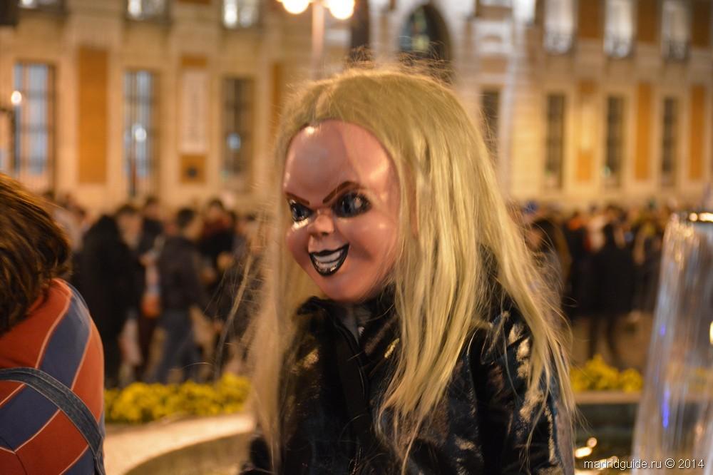 Рождество в Мадриде, Чуки на площади Ворот Сонца