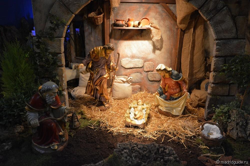 Смотреть Сценарий Рождества «Рождественский вертеп», Новый год - 2019 видео