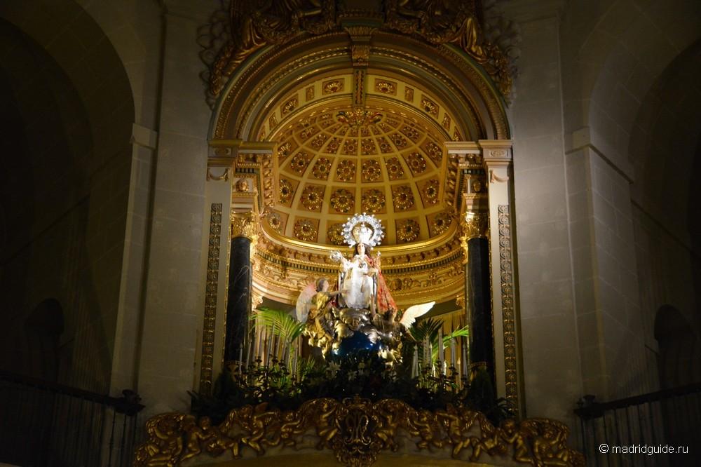 Сокафедральный собор в Аликанте