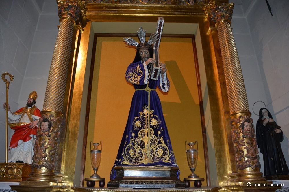 Сокафедральный собор в Аликанте, Капеллы собора в Аликанте