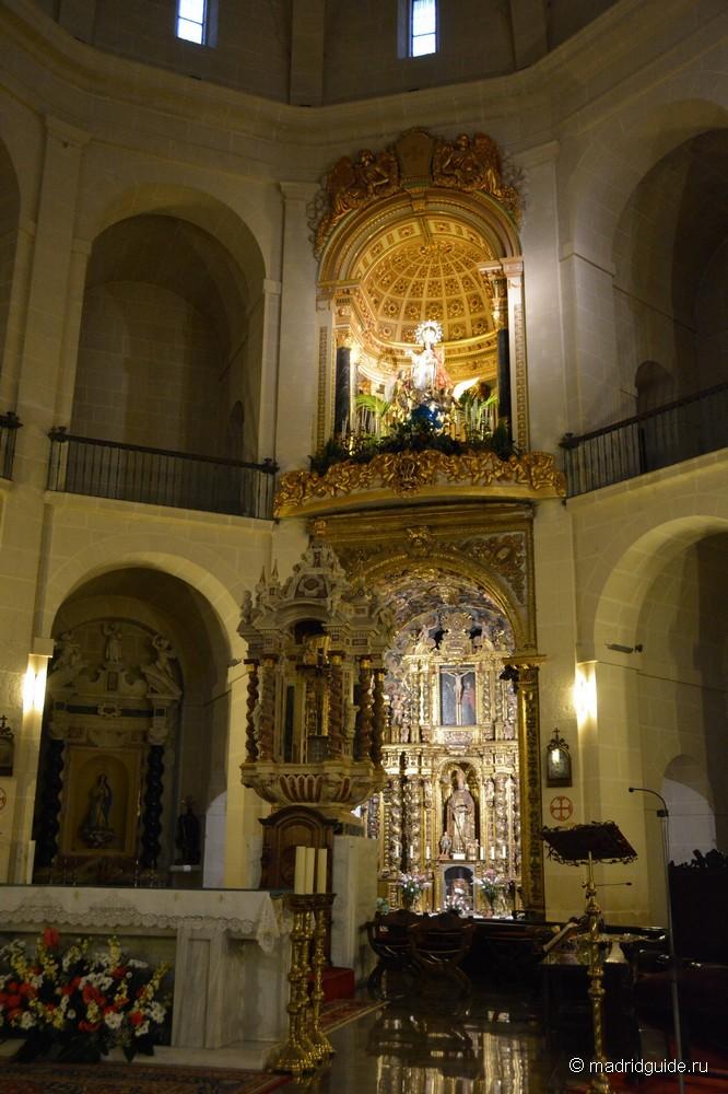 Сокафедральный собор San Nicolás de Bari в Аликанте