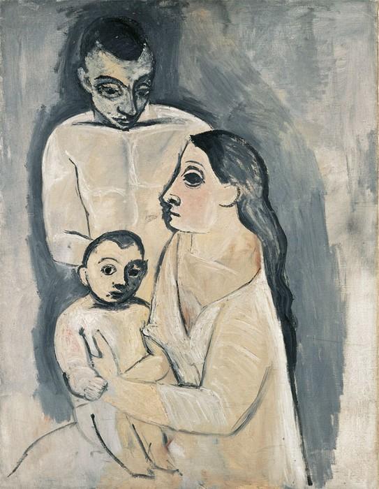 Выставка Пикассо в музее Прадо