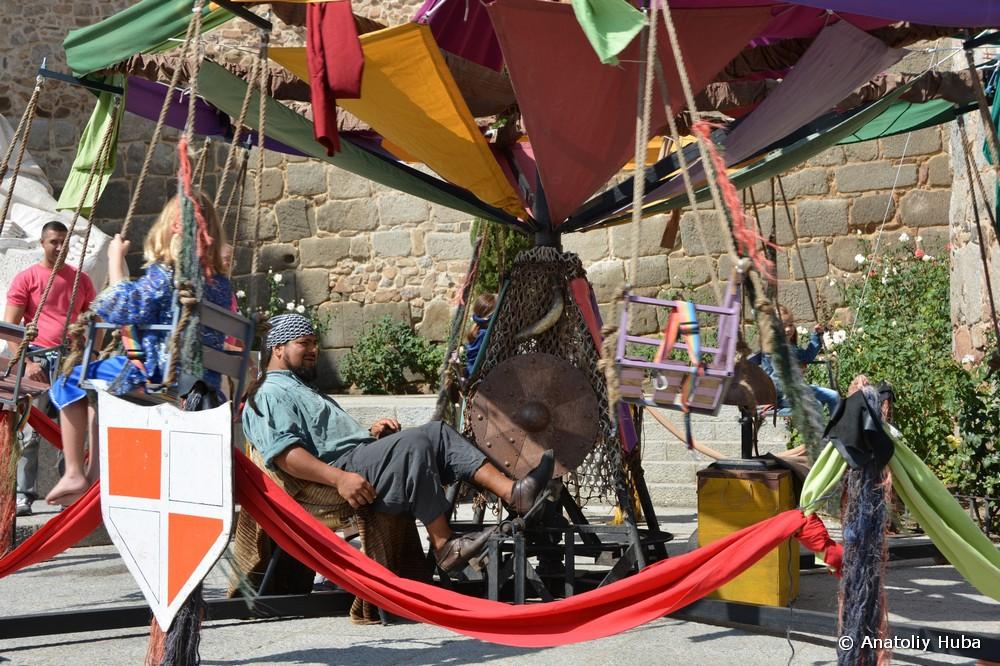 Дни средневековья в Авиле