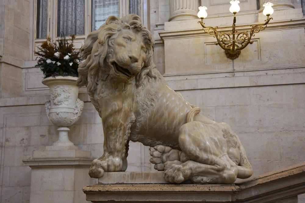 Экскурсия в Королевский дворец в Мадриде