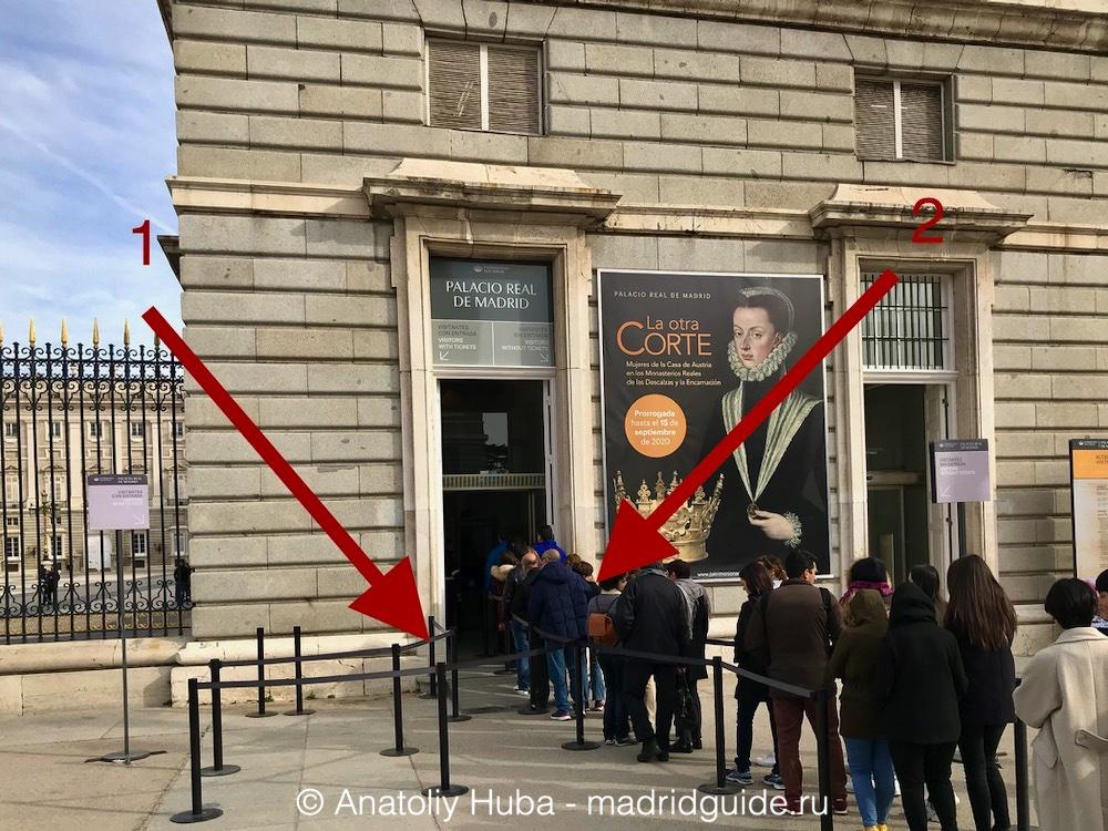 Как купить билеты в музеи Мадрида